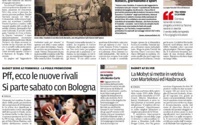 Veloce come Vandalo, La nuova Ferrara, 28.1.2015