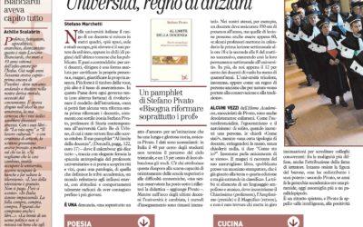 Naturalmente goloso, QN – La Nazione, Il Giorno, Il Resto del Carlino, 08.02.2015