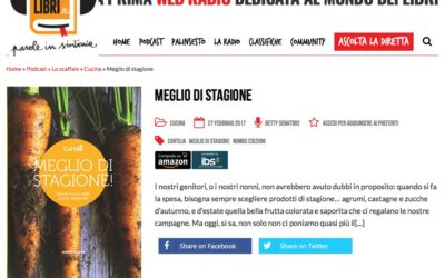 Meglio di stagione!, Radiolibri.it, 28.02.2017