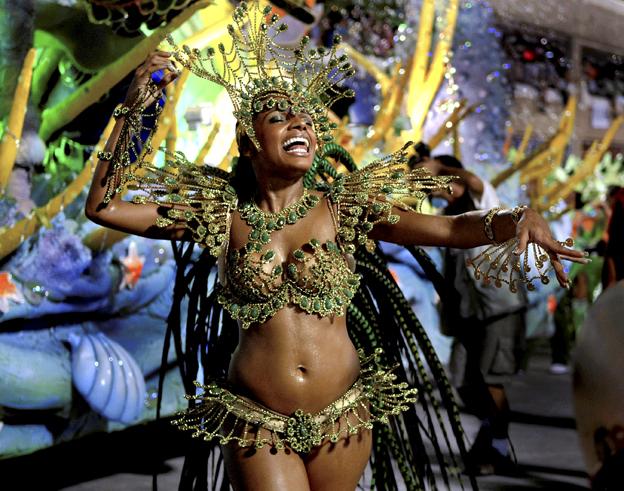 Carnival starts in Salvador de Bahia, Brazil.