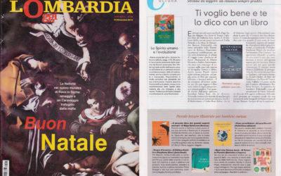 Il piccolo libro dei grandi segreti animali, Lombardia Oggi, 23.12.2016