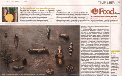 Meglio di stagione!, Corriere della Sera, 18.11.2016