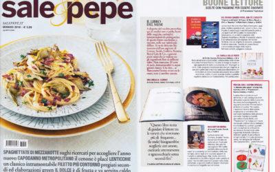 Peperoncini, Sale & Pepe, gennaio.2016
