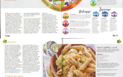 Meglio di stagione!, Bio magazine, maggio.2017