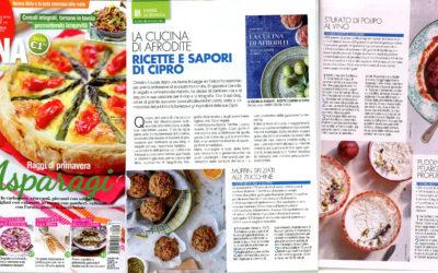 La cucina di Afrodite, Eva Cucina, aprile.2017