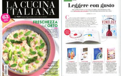 La cucina di Afrodite, La Cucina Italiana, maggio.2017