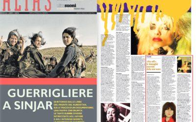 Pics off!, Alias – Il manifesto, 21.5.2016