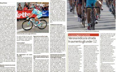 Veloce come Vandalo, L'Arena, 28.02.2015