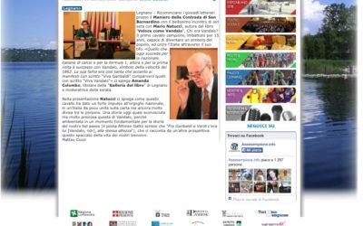 Veloce come Vandalo, assosempione.info, 30.1.2015