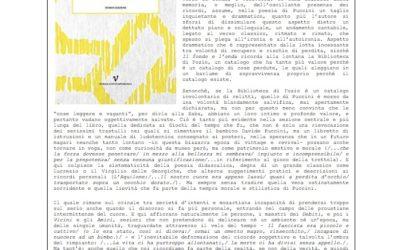 Il fondo e l'onda, Casadellapoesia.com, 13.02.2017