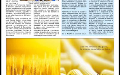 Veloce come Vandalo, Il Centone, maggio.2015