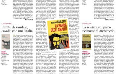 Veloce come Vandalo, Il Cittadino di Lodi, 16.04.2015