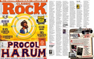 Pics off!, Classic Rock, giugno.2016