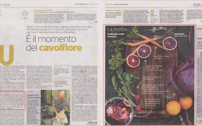 Naturalmente goloso, Corriere della Sera, 14.11.2014