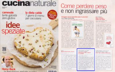 Peperoncini, Cucina Naturale, febbraio.2016