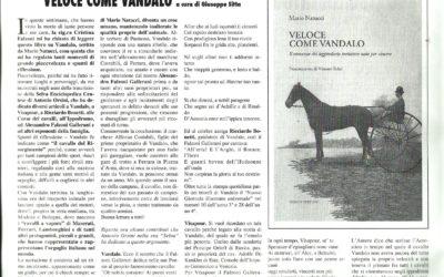 Veloce come Vandalo, Famiglia centese, 05.04.2015