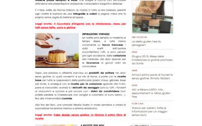 Dolci Perfetti, freesenzaglutine.it, 18.11.2015