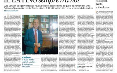 Vivo così, Gazzetta di Parma, 16.04.2015