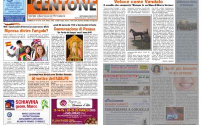 Veloce come Vandalo, Il Centone, marzo.2015