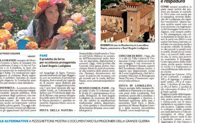 Home kitchen garden, Il Giorno – Milano, 21.05.2016