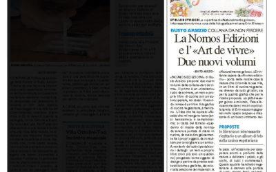 Naturalmente goloso, Il Giorno – Varese, 16.11.2014