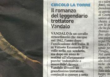 Veloce come Vandalo, Il resto del Carlino – Cesena, 02.03.2016