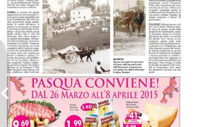 Veloce come Vandalo, Il resto del Carlino – Ferrara, 26.03.2015