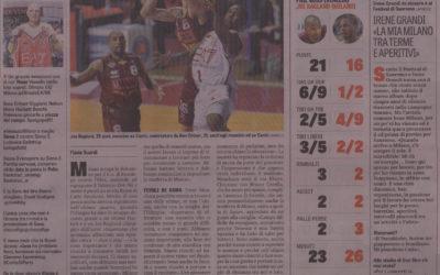 Veloce come Vandalo, La gazzetta dello sport – Milano, 10.02.2015