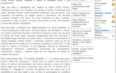 Naturalmente goloso, legnanonews.com, 06.12.2014