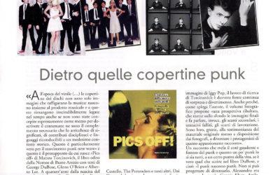 Pics off!, Lombardia Oggi, 1.5.2016