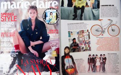 Pics off!, Marie Claire, aprile.2016