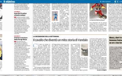 Veloce come Vandalo, Il mattino di Padova, 16.03.2015