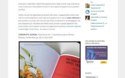 Peperoncini, hortus.wordpress.com, 19.6.2016