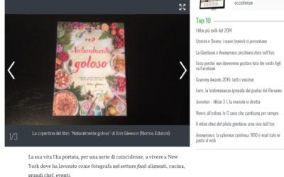 Naturalmente goloso, panorama.it, 07.02.2015