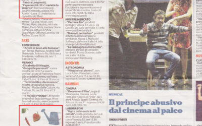 Peperoncini, La Repubblica – Milano, 27.2.2016