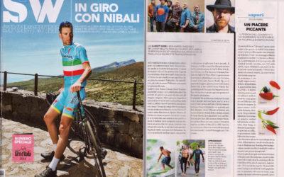 Peperoncini, Sportweek, 30.4.2016