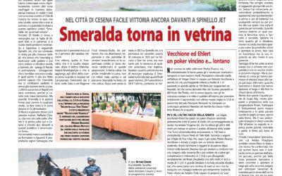 Veloce come Vandalo, Trotto & turf, agosto.2015