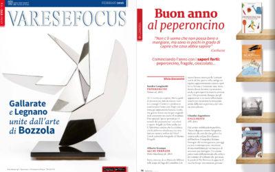 Peperoncini, Varese Focus, febbraio.2016