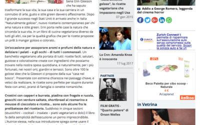 Naturalmente goloso, affaritaliani.it, 7.1.2015