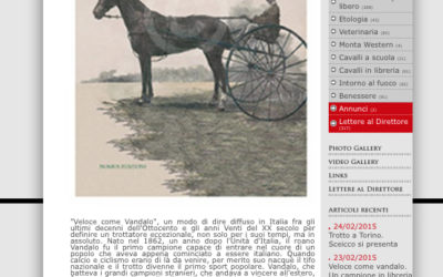 Veloce come Vandalo, cavallo2000.it, 23.02.2015