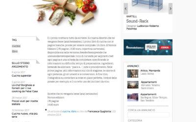 Ricette che mi vengono bene, design.repubblica.it, 22.10.2014