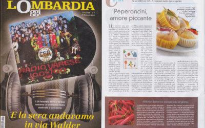Peperoncini, Lombardia Oggi, 21.02.2016