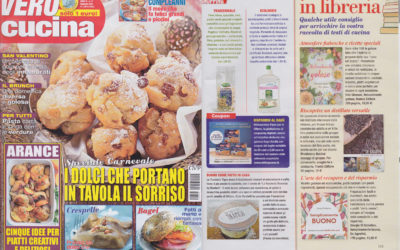 Naturalmente goloso, Vero Cucina, febbraio.2015
