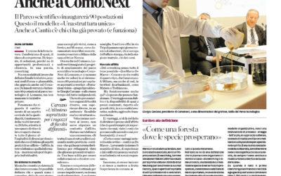 Coworkingprogress, La Provincia di Como, 22.11.2013