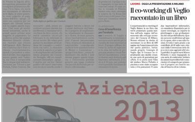 Coworkingprogress, La Stampa – Biella, 07.11.2013