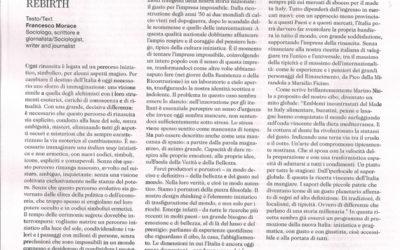 Verità e bellezza, The Innovation Valley Magazine, gennaio.2010
