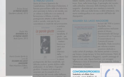 Coworkingprogress, Varese Focus, gennaio.2014