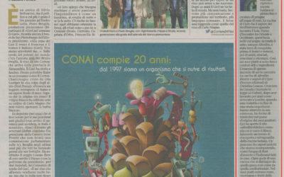 La cucina di Afrodite, Corriere della sera, 22.09.2017