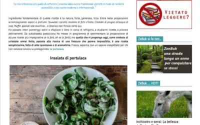 La cucina di Afrodite, zebuk.it, 28.09.2017