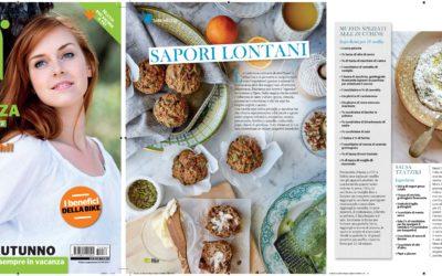 La cucina di Afrodite, Bio Magazine, ottobre.2017